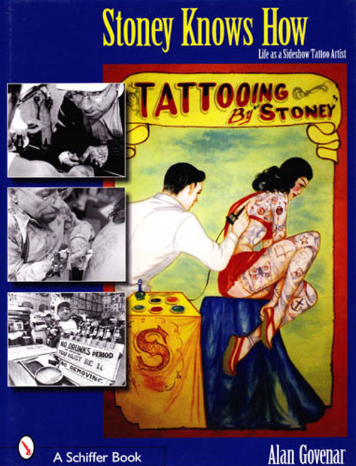 Life as a Sideshow Tattoo Artist: Stoney Knows How