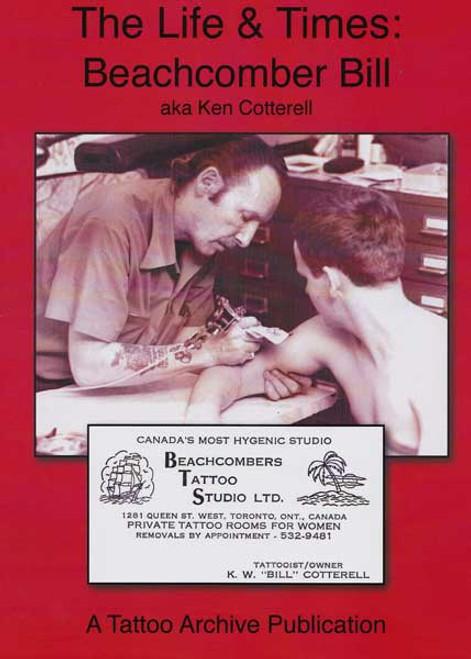 The Life & Times: Beachcomber Bill aka Ken Cotterell
