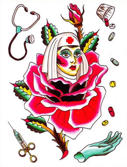 Ryan Wilburn Greeting Card - The Cure