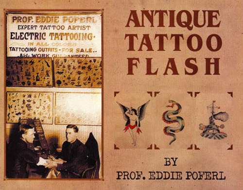 Antique Tattoo Flash