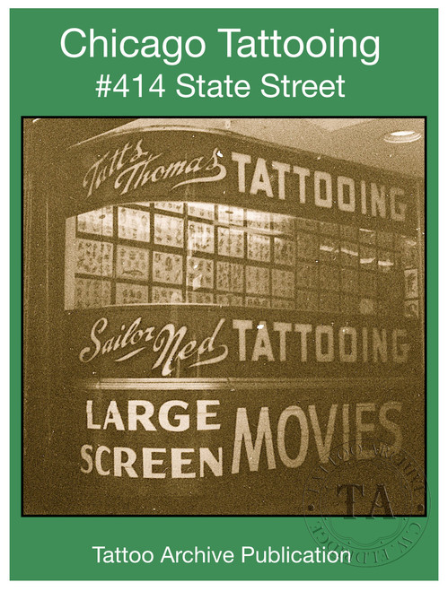 Chicago Tattooing #414 South State Street