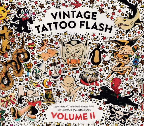 Vintage Tattoo Flash, Volume II
