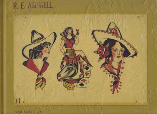 R. E.  Ashwell