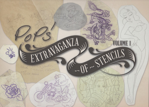 Pop's Extravaganza of Stencils, Volume 1