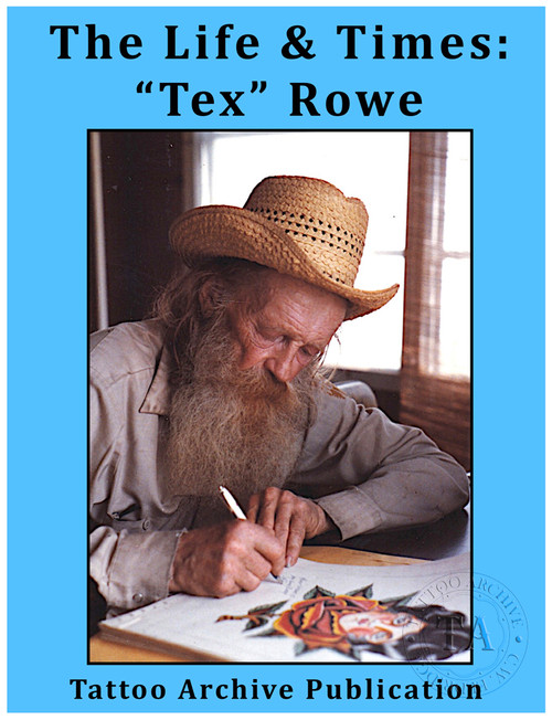 """The Life & Times: """"Tex"""" Rowe"""