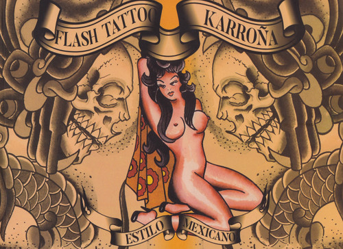 Flash Tattoo Karroña : Authentic Mexican Style