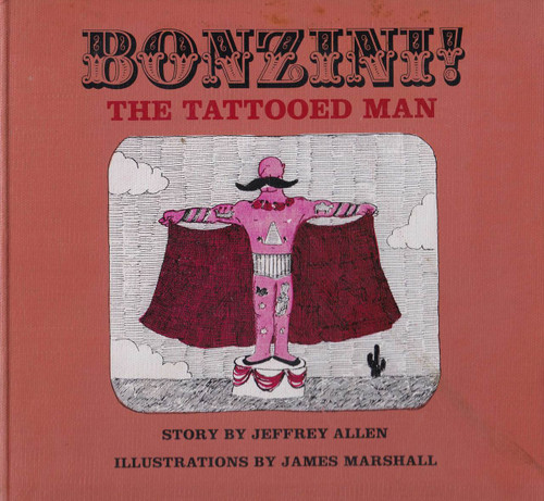Bonzini, the Tattooed Man