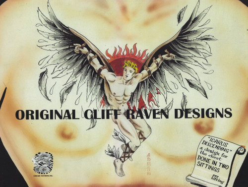 Original Cliff Raven Designs  (includes The Life & Times: Cliff Raven)