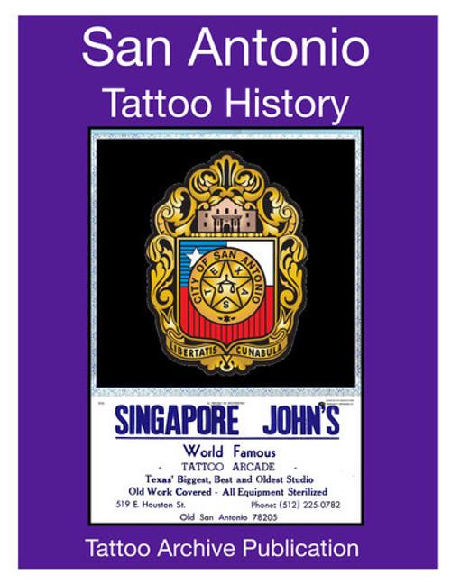 San Antonio Tattoo History