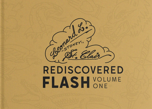 """Stoney"" St. Clair Rediscovered Flash, Volume 1"