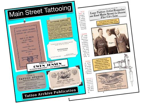 Main Street Tattooing