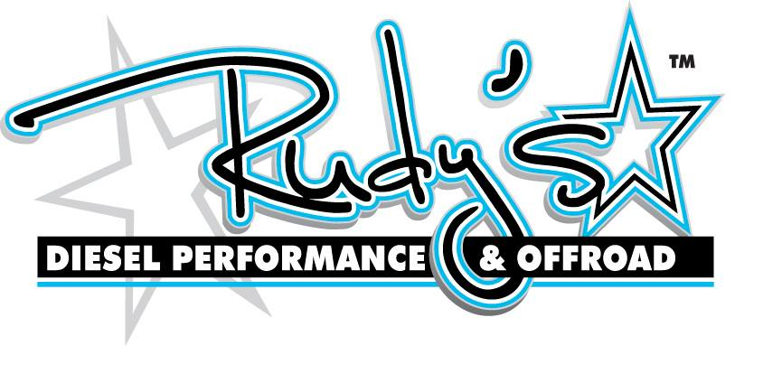 Rudy's Diesel Performance and Offroad logo