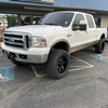BMF 20X10 Roulettes on 2006 Ford F350. Stock ride height with 35x12.5 AMP A/Ts.