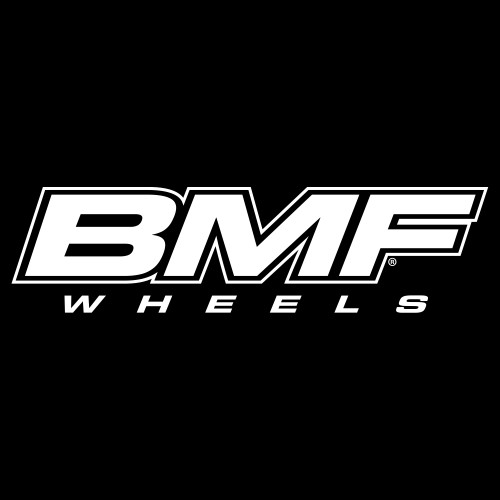 Small BMF Decal