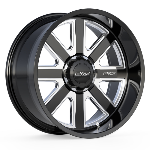 6 Lug Hustle Truck Wheels for Ford, Chevy, GMC, Ram, and Toyota Trucks and SUVs.