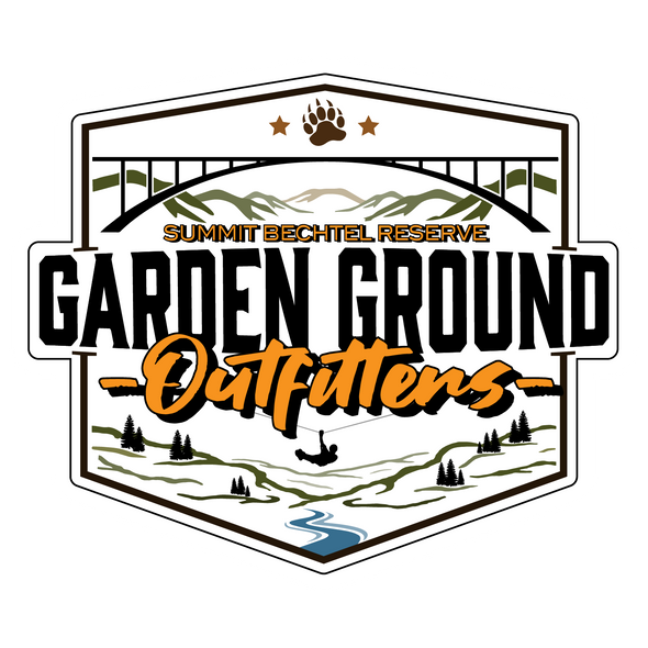 Garden Ground Outfitters Sticker