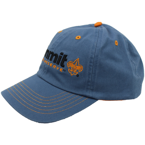 Denim Summit Logo Cap