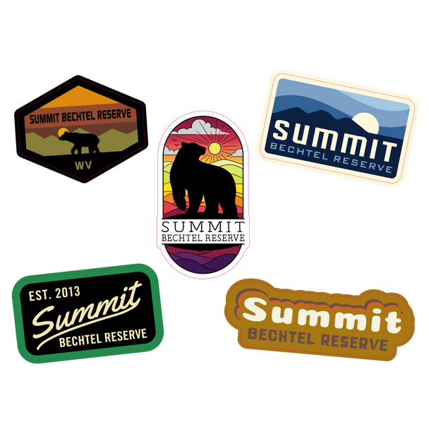 Summit Stickers
