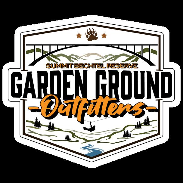Garden Ground Outfitters Sticker