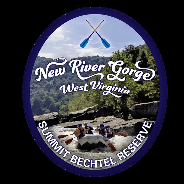 New River Gorge Sticker