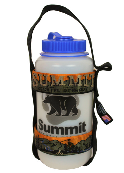 Water Buffalo Bottle Holder