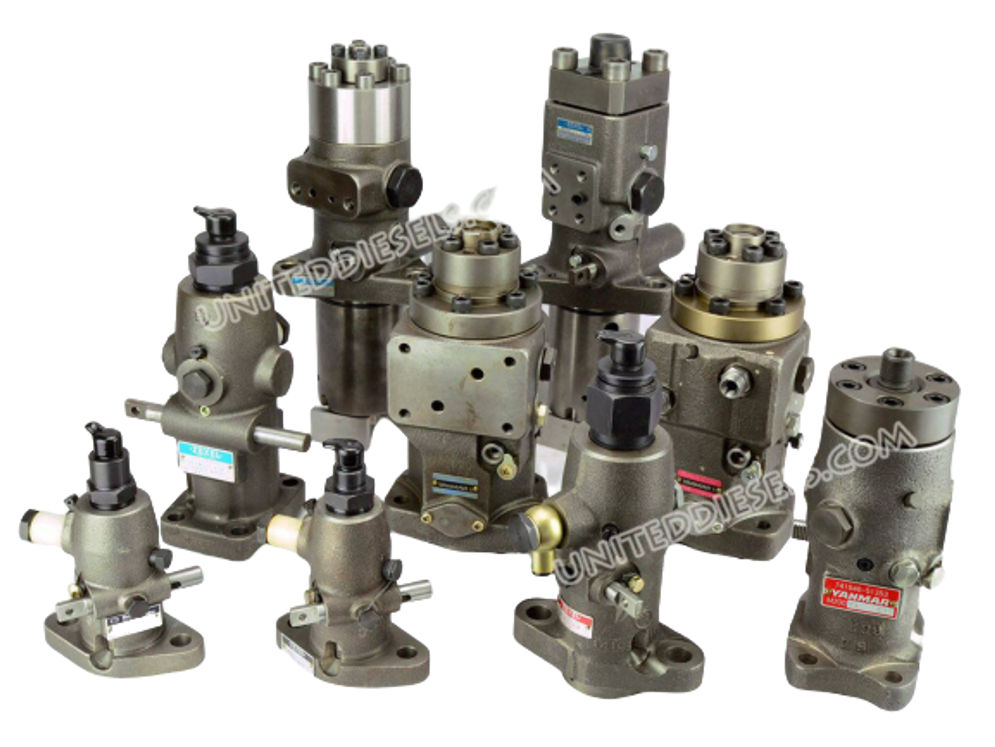 Fuel oil injection pump