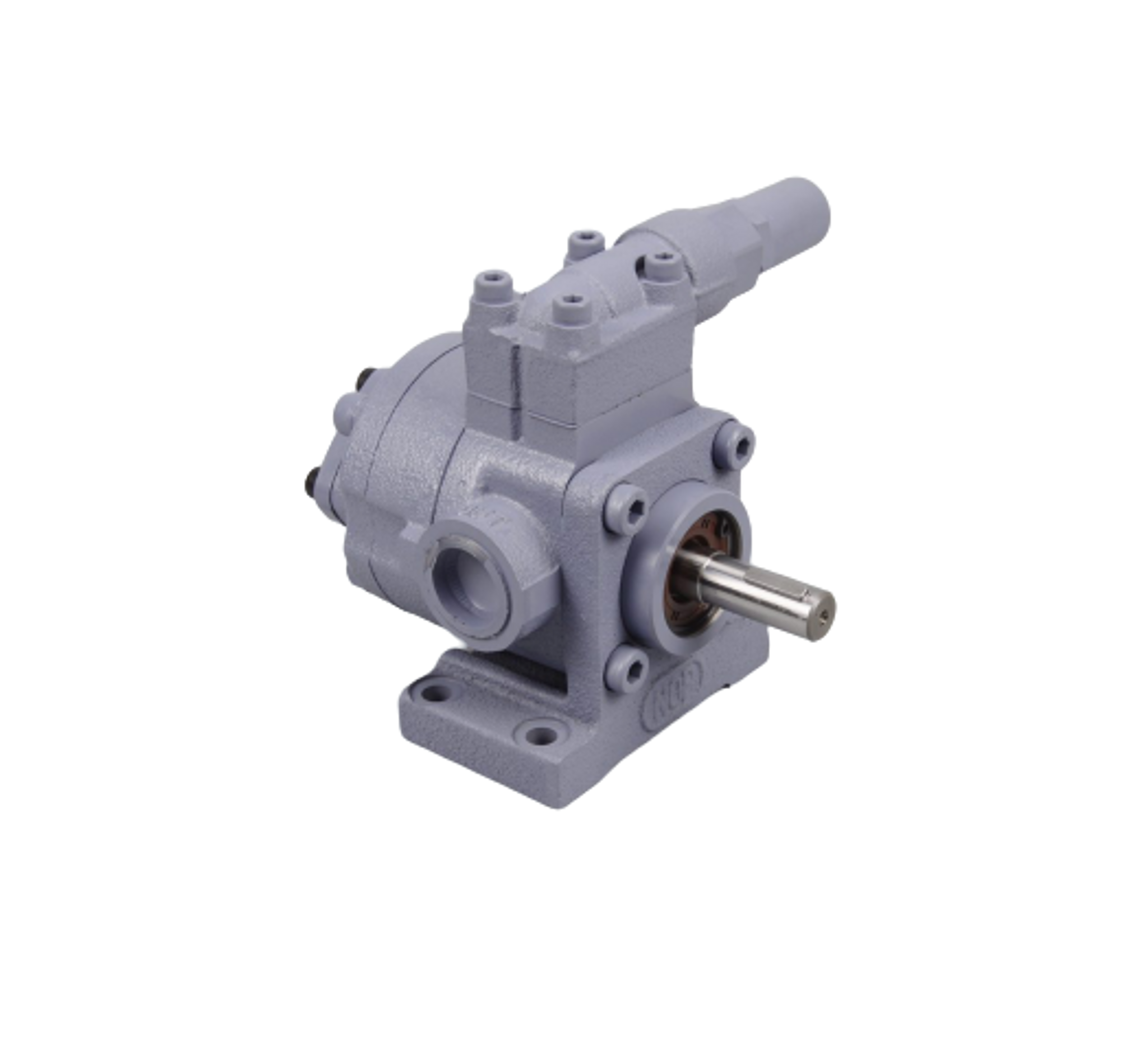 Oil pump and water pump