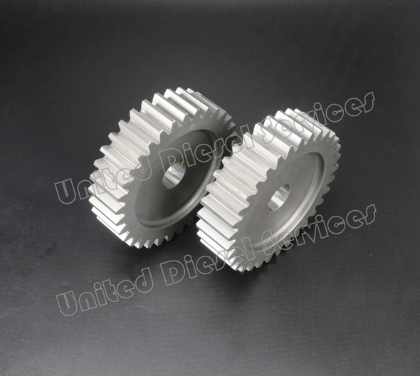 DC17-00077-007-40 | GEAR, L. O. PUMP, Z40