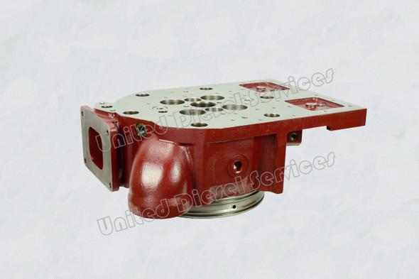 L28/32H-60501-19H-282 | CYLINDER HEAD
