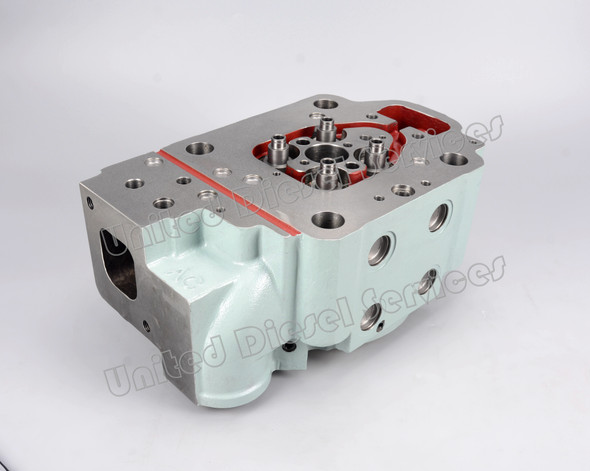 DC17-00024-901   CYLINDER HEAD ASSY. W/OUT VALVE-C