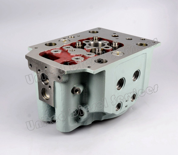 E205650-907 | CYLINDER HEAD ASSY. W/OUT VALVE-C