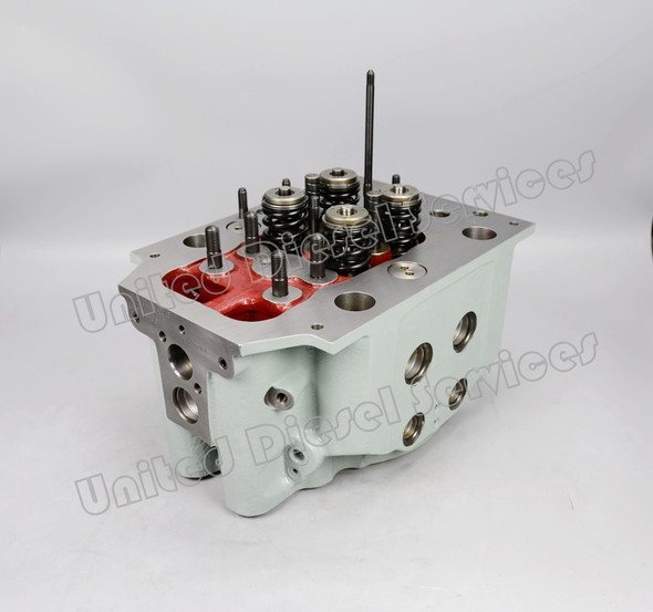 E205650-908 | CYLINDER HEAD ASSY. WITH VALVE-C