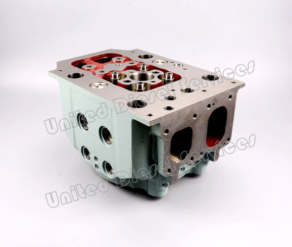 E205655-910 | CYLINDER HEAD ASSY. W/OUT VALVE-C