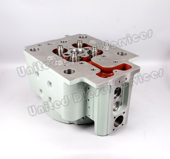 E265680-904 | CYLINDER HEAD ASSY. W/OUT VALVE-C