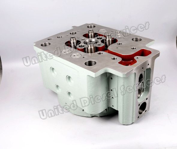 E265685-902 | CYLINDER HEAD ASSY. W/OUT VALVE-C
