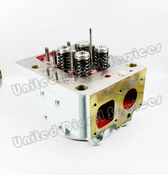 E285670-908 | CYLINDER HEAD ASSY. W/OUT VALVE-C