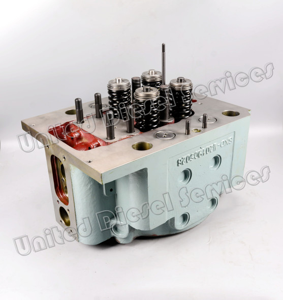 E285670-907 | CYLINDER HEAD ASSY. W/OUT VALVE-C