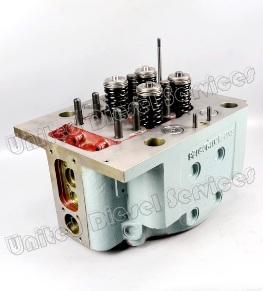 E285670-917 | CYLINDER HEAD ASSY. WITH VALVE-C