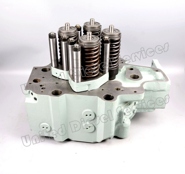 DL26-CYLINDER HEAD ASSY. WITH VALVES