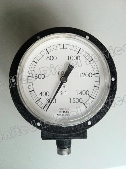 DE18-00069-001 | TACHOMETER 70(2)2/1R1500