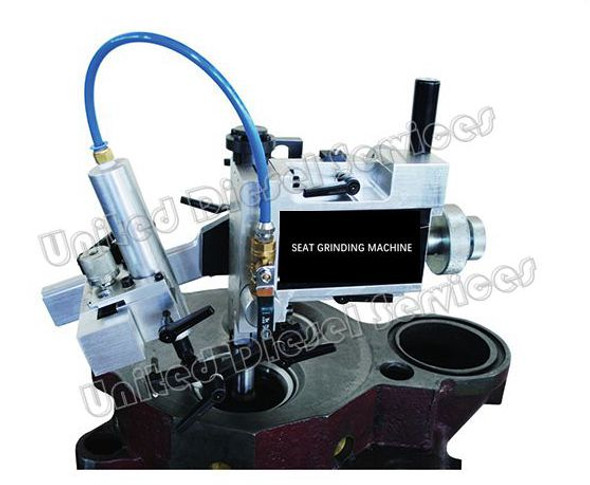 L23/30H-52005-04H-350 | Grinding machine for valve seat ring, complete.