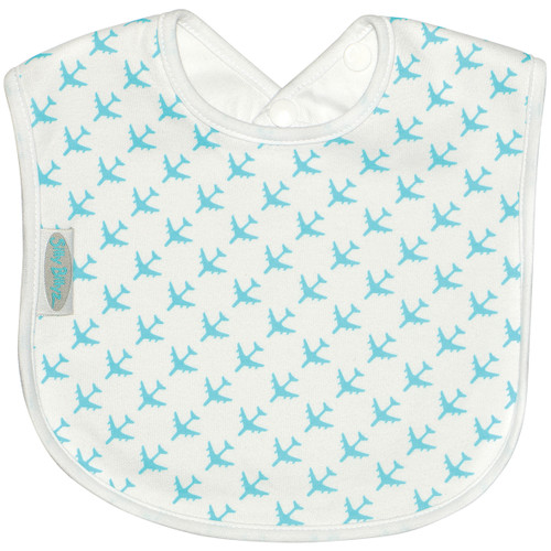 The jersey cotton outer is beautifully soft and the waterproof membrane keeps baby's skin and clothing dry.