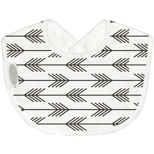Sized just right to be baby's first feeding bib. Dimensions 19 x 25cm