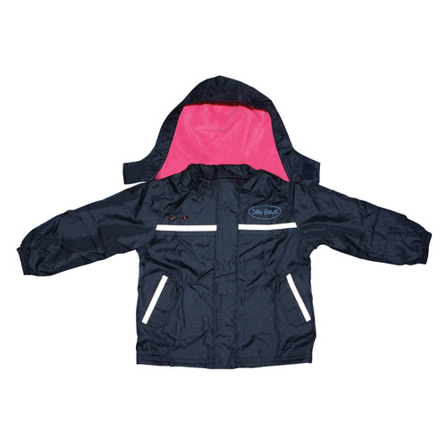 Waterproof Jacket Cerise/Navy Small