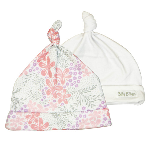 Bloom Gumnut Baby Hat 2pk