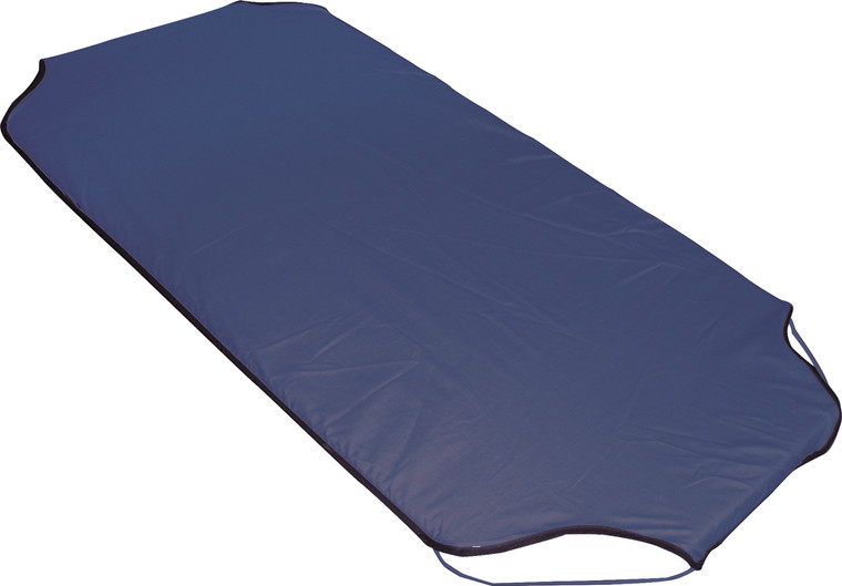Navy Polycotton Fitted Stacker Bed Sheet