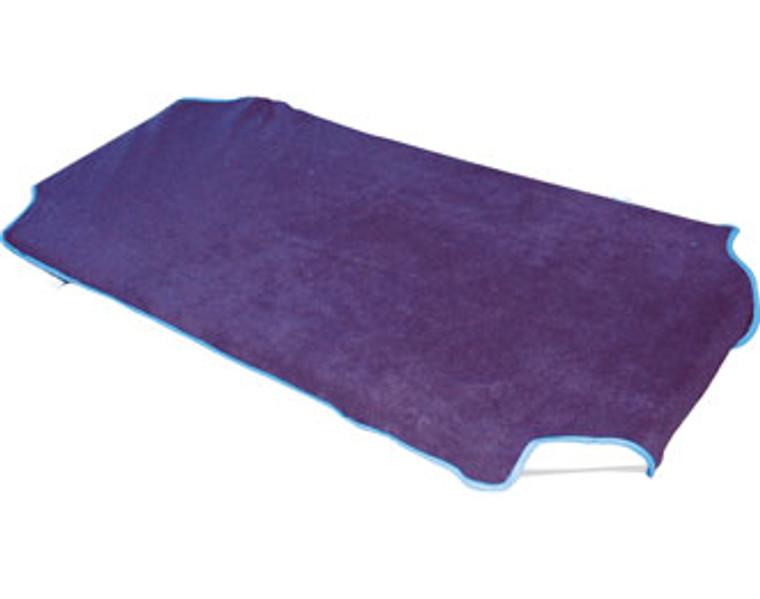 Purple Fleece Stacker Bed Fitted Sheet