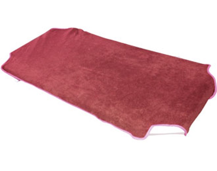 Red Fleece Stacker Bed Fitted Sheet