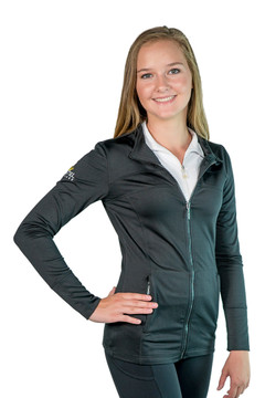 Fitted Jacket Black