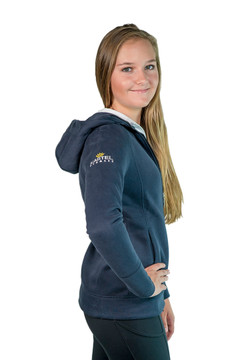 Hooded Sweatshirt Navy
